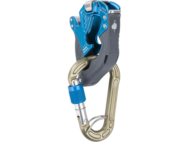 Climbing Technology Click-Up + Belay Kit blue